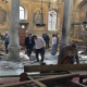 Egypt bombing at Coptic Christian chhurch