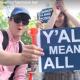 NC HB2 protestors