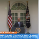 Obama announcing Russia hacking probe