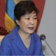 President Park Geun-hye,