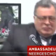 Russian ambassador at moment of shooting