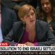 Samantha Power at UN vote on Israel