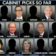 Trump cabinet picks and vacancies 120116
