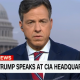 CNN reports on Trump visit to CIA