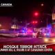 Canada Terror attack on Mosque