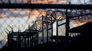 Guantanamo Bay barbed wire