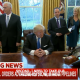 Pres Trump advances Keystone Pipeline
