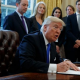 Trump signs Keystone