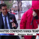 Watters Confronts Ivanka harrasser