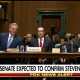 Mnuchin at confirmation hearings 2