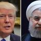 Trump & Iranian Foreign Minister Javad Zarif