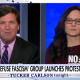 Tucker Carlson & Refuse Fascism Now leader