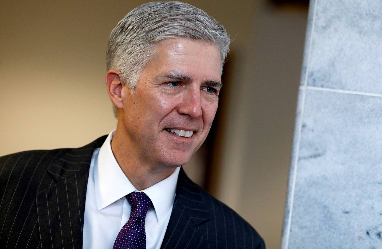 The Gorsuch Resistance  3/19/17