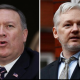Mike Pompeo & julian Assange
