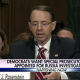 Rod Rosenstein confirmation hearing