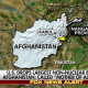 Afghan MOAB location against ISIS