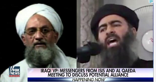 Possible Alliance In Works Between ISIS & Al-Qaeda?  4/25/17