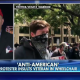 Berkeley protester insults veteran
