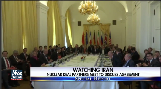 US joins signatories of the Iran nuclear deal in Vienna  4/25/17