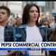 Pepsi ad-Kendall Jenner