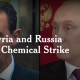 Syria & Russia spun chemical strike