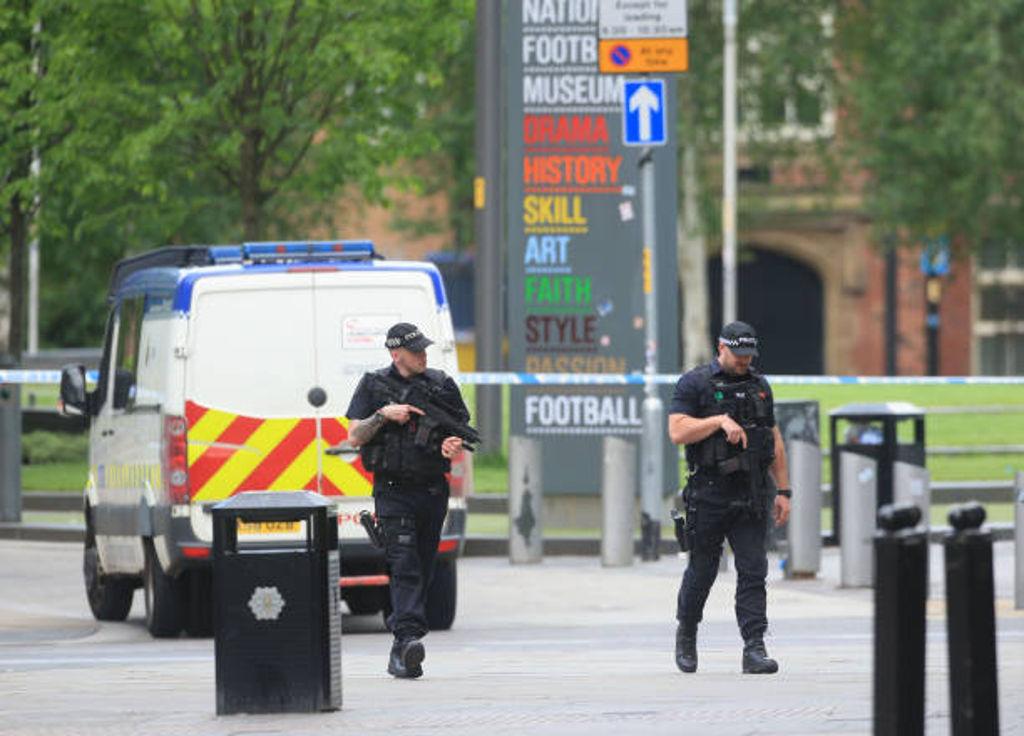 UK slams US for 'irritating' leaks on Manchester terror attack  5/24/17