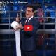 Colbert holding toilet paper