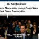 Comey memo -NYT headline- says Trump asked him to end Flynn investigation-MSNBC