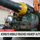 North Korea Missile on truck with Kim Jung Un in foreground -CNN