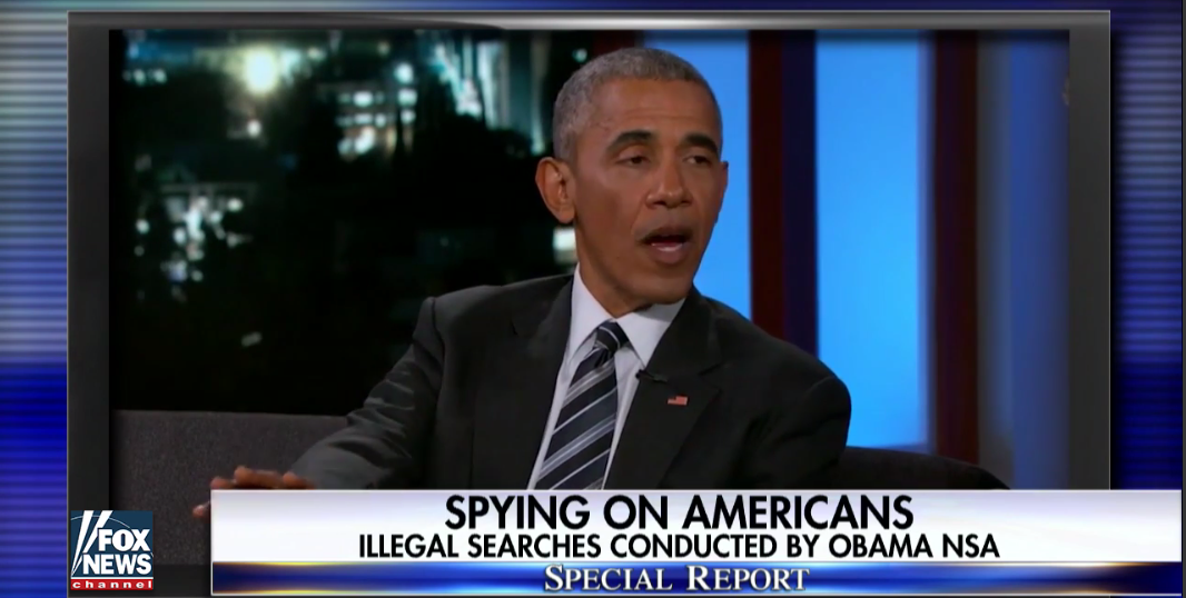 New evidence Obama's NSA conducted illegal searches  5/24/17