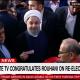 Rouhani on Iranian TV