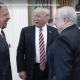Trump During a May 10 meeting with Russia's Foreign Minister Sergei Lavrov and Ambassador to the U.S. Sergey Kislyak