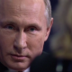 Putin being interviewed by Megyn Kelly