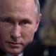 Putin being interviewed by Megyn Kelly