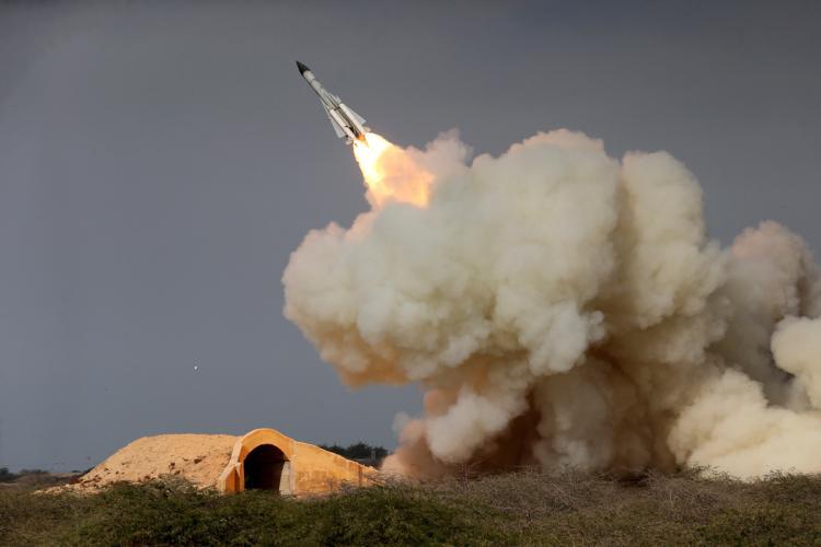 Iran Tests Ballistic Missile Amid U.S. Tensions  9/23/17