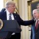 Trump praising Sessions