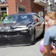 Charlottesville -car reverses after plownginto crowd