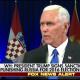 Pence commenting on Russia sanctions bill