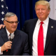 Trump with Sheriff Arpaio