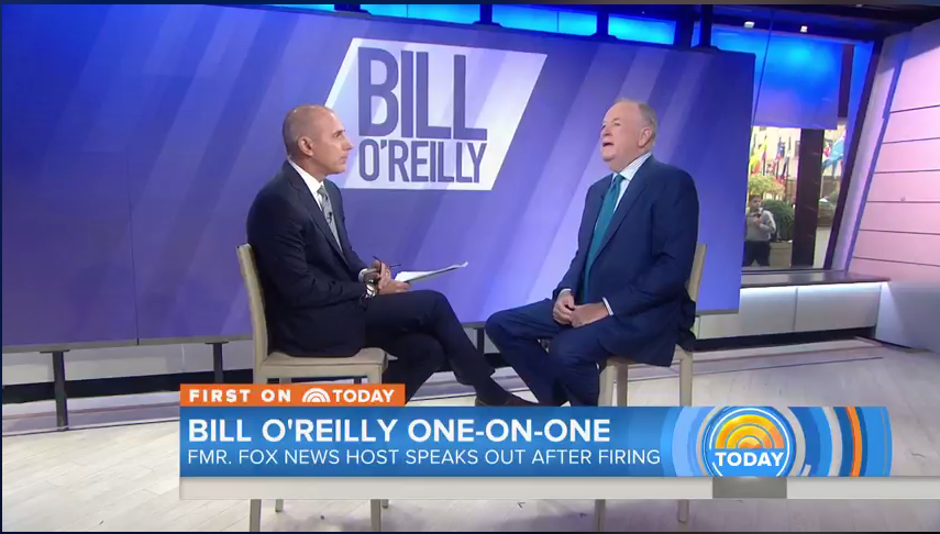 Bill O'Reilly on sexual harassment allegations: 'This was a hit job'   9/19/17