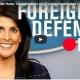 Nikki Haley at AEI on Iran