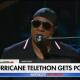Stevie Wonder on Hurricnae telethon