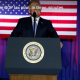 Trump announcing tax reform