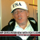 Trump on Air Force 1 091417