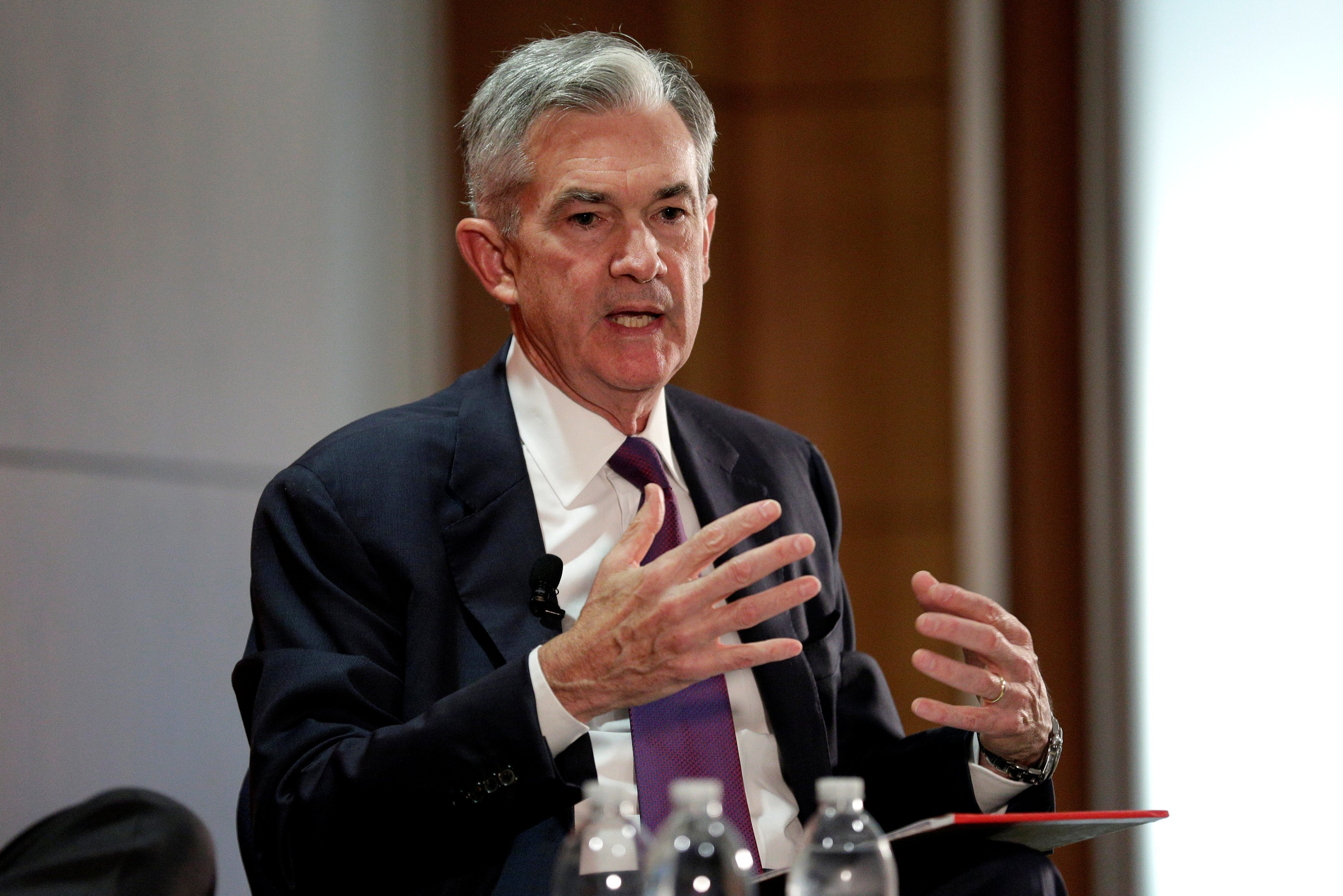 Federal Reserve governor Jerome Powell