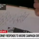 Roy Moore signature in yearbook