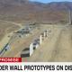 Trump border wall prototypes-CNN