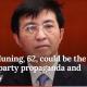 Wang Huning - China