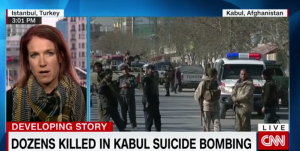 ISIS bombing in Kabul-CNN
