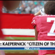 Kaepernick named citizen of the year